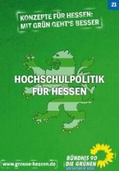 Gruenes-Hochschulkonzept für Hessen